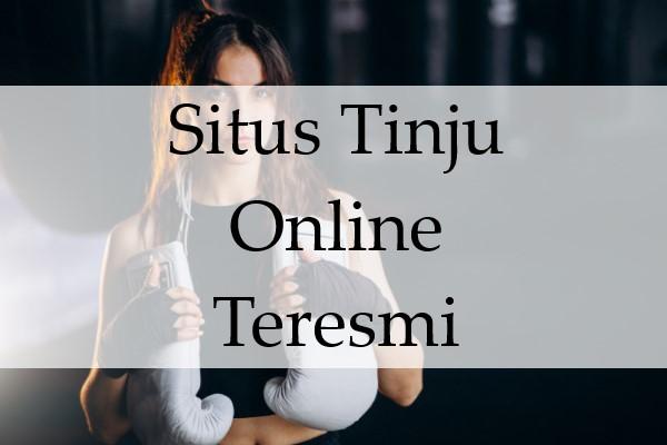Situs Tinju Online Teresmi